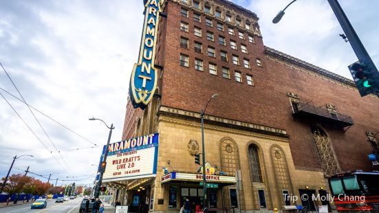 Seattle Theater Group- Paramount