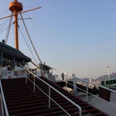 딩위엔 함 여행 사진