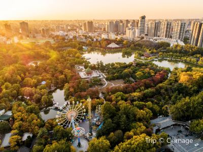 싱칭궁공원