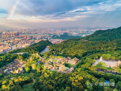 Xiqiao Mountain Scenic Area