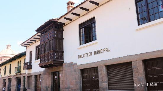 Biblioteca Municipal Cusco