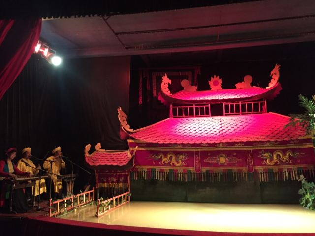 금용 수상 인형극 극장