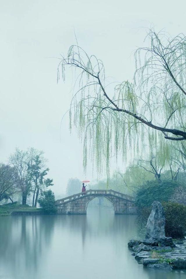 有一種天堂,叫煙雨三月的江南