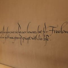 스코틀랜드 국립박물관 여행 사진