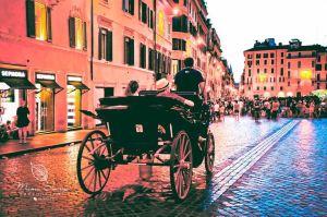 ローマ,インスタ映えの聖地