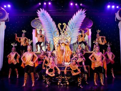 Simon Cabaret Show