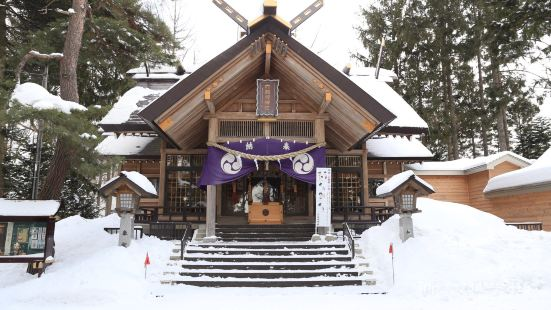 Oyachi Shrine