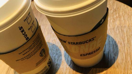 Starbucks - Mount Street