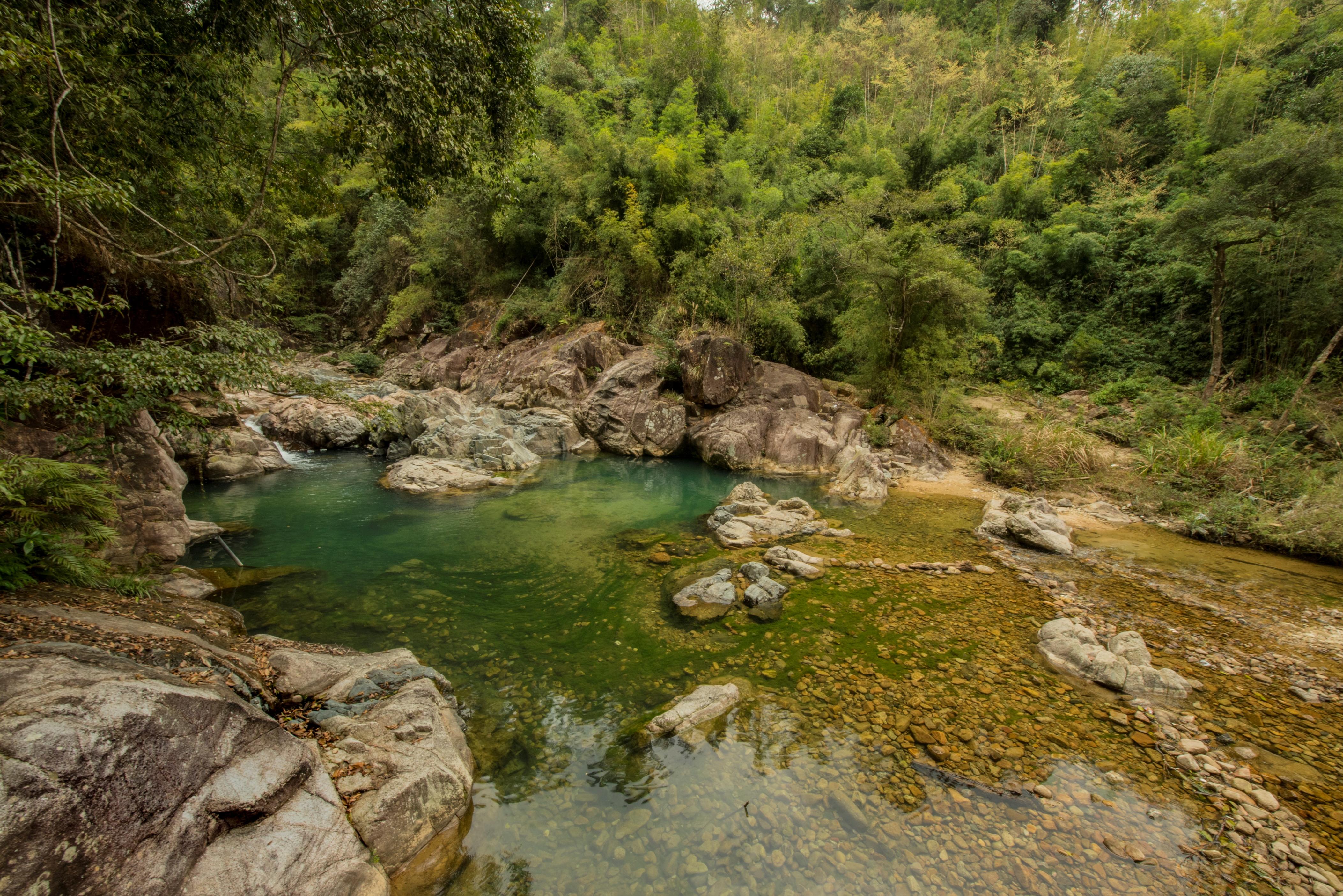 난쿤산 국립산림공원