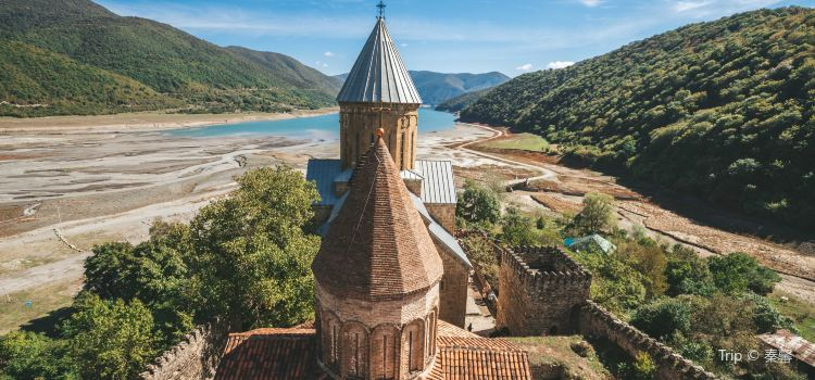 Georgia travel guides 2020– Georgia attractions map – Europe independent travel guidebook – Trip.com