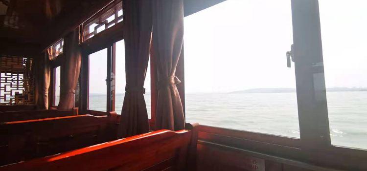 東湖遊船落霞水榭碼頭3