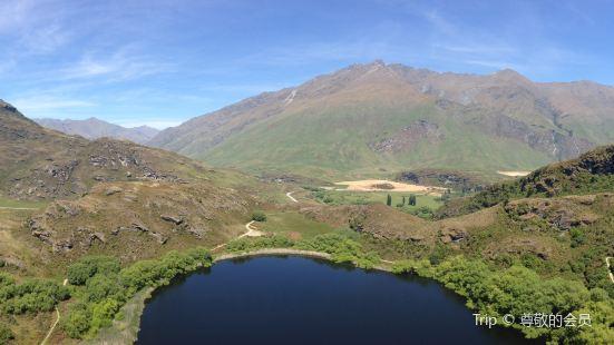 Diamond Lake & Rocky Mountain walks
