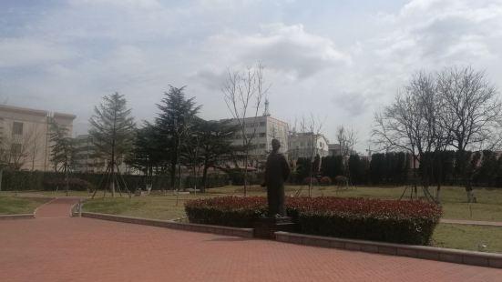 Weifang Wangjinmei Memorial Hall