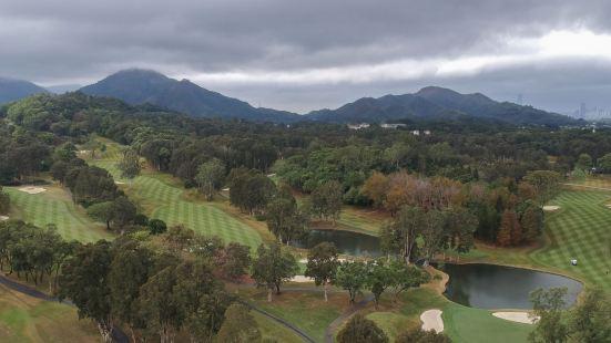 香港高爾夫球會(粉嶺球場)