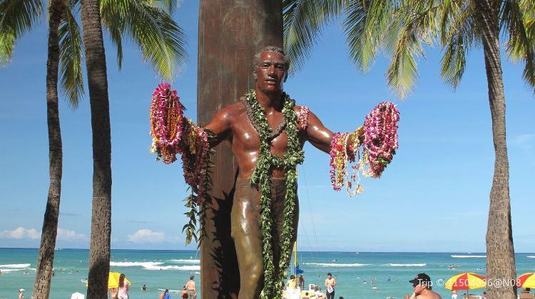 Duke Kahanamoku Statue   Tickets, Deals, Reviews, Family