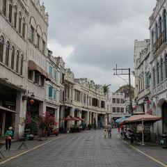 Haikou Nanyang Arcade House Old Street Culture Exhibition Hall User Photo