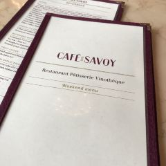 Cafe Savoy User Photo
