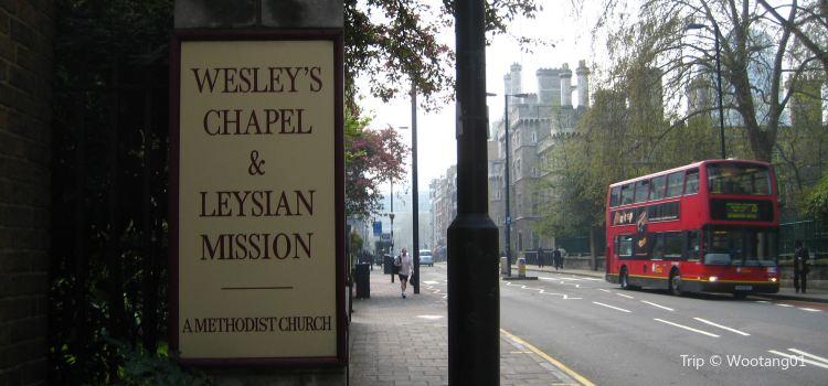 John Wesley's Chapel1