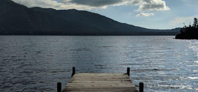 Lake Kaniere Scenic Reserve1