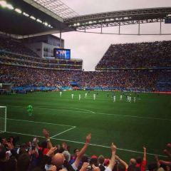Corinthians Arena User Photo