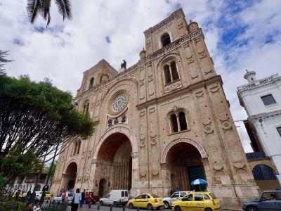 New Cathedral (Catedral de la Immaculada)