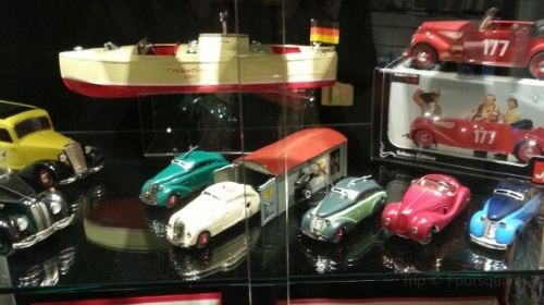紐倫堡玩具博物館