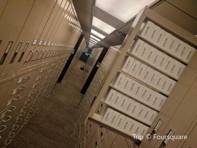 파밀리 히스토리 도서관