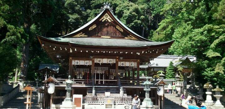 Himure Hachiman-gu Shrine1