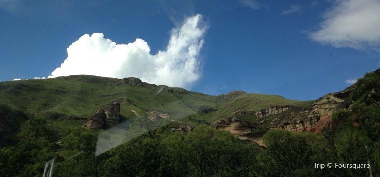 Golden Gate Highlands National Park1