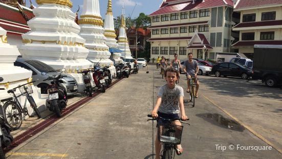 Co Van Kessel Bangkok Tours