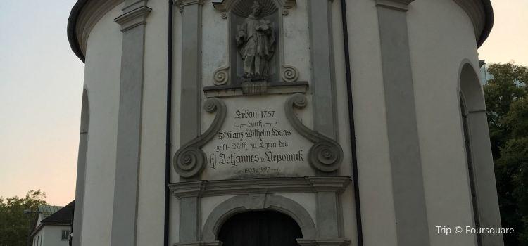 St. Nepomuk Kapelle2