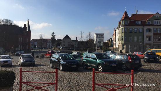 Touristinfo Bergen auf Rügen