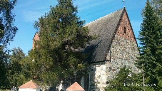 Hauhon kirkko