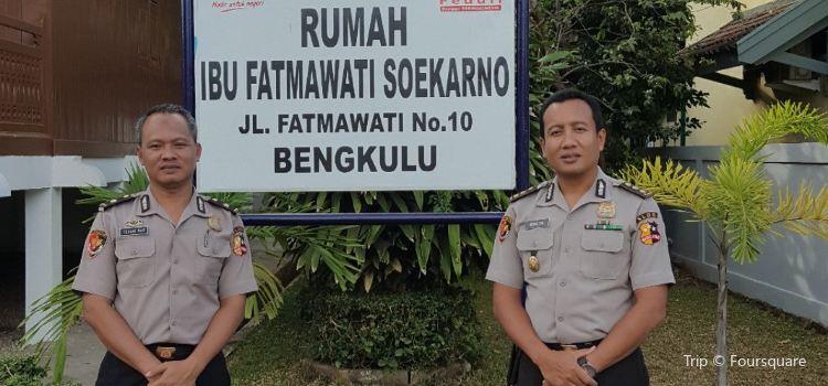 Rumah Ibu Fatmawati Soekarno3