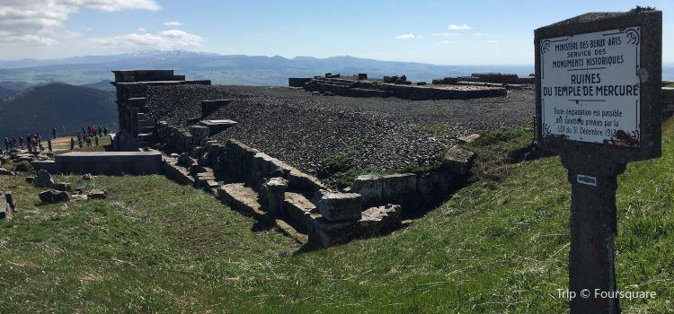 Temple de Mercure3