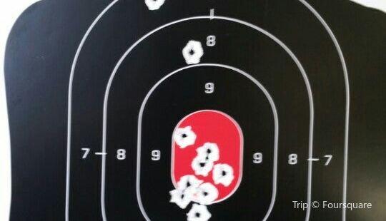 Pensacola Indoor Shooting Range