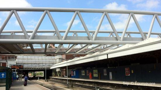Nottingham Train Station