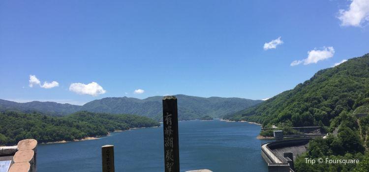 Arimine Dam1