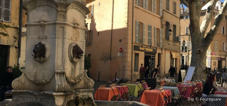 Fontaine du Roi Rene3