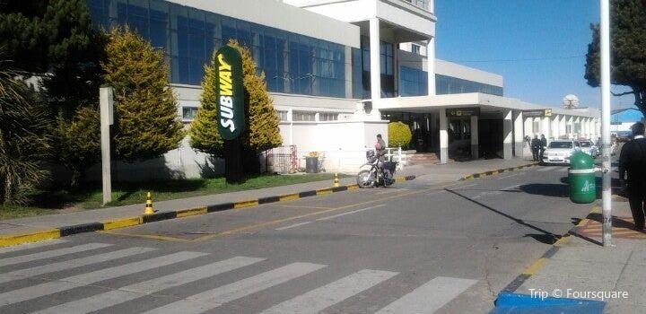 Aeropuerto Internacional El Alto2