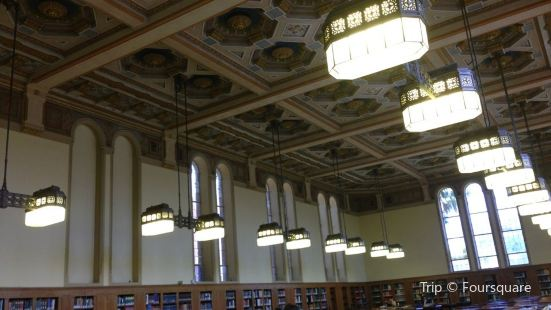Edward L Doheny Memorial Library