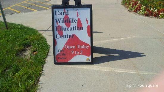 The Card Wildlife Education Center
