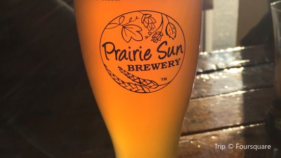Prairie Sun Brewery and Cafe