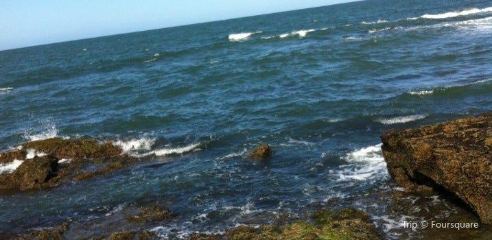 Praia Bacia Da Vovo