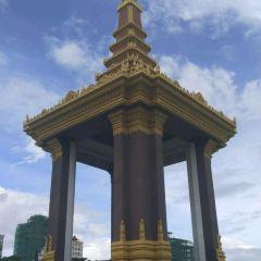 西哈努克銅像紀念堂用戶圖片