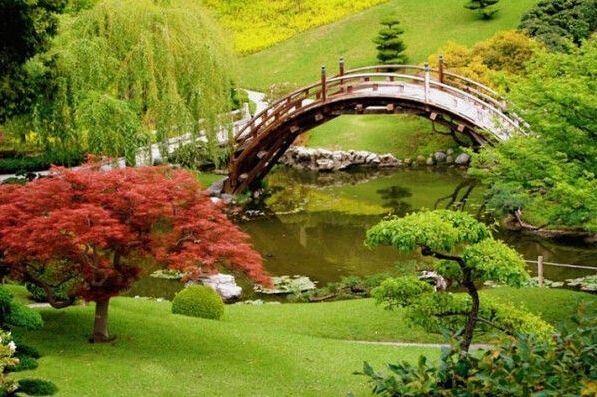 美國植物園