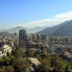 Cerro Santa Lucia hill User Photo