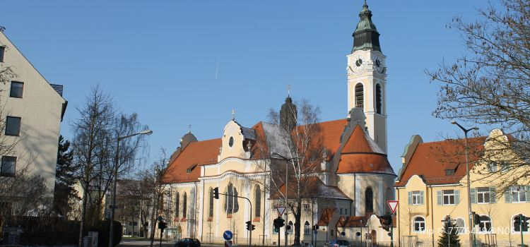 St. Josef Church1
