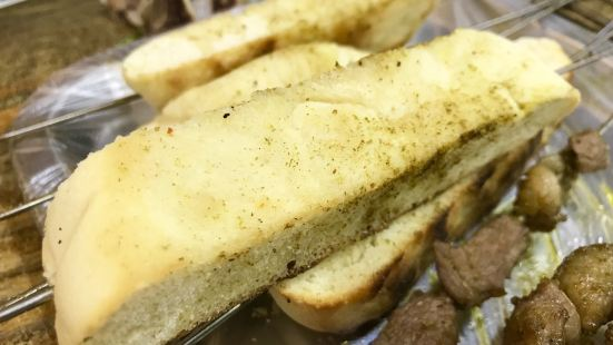 清真三羊烤肉
