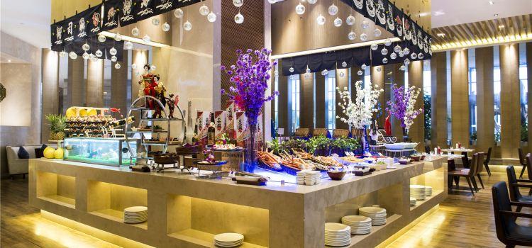 長沙三景韋爾斯利酒店Oval全日制餐廳2